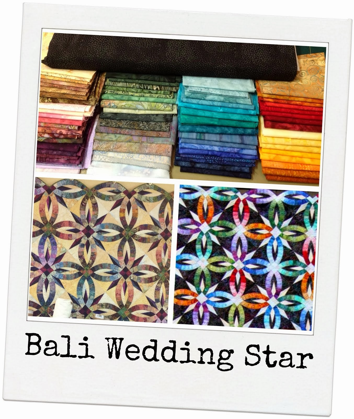 Bali Wedding Star