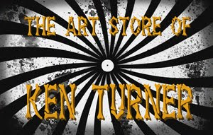 The Art Store of KEN TURNER
