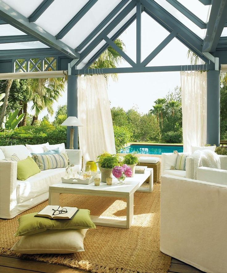 Ideas para el hogar - Alfombras portico ...