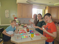 Easter with the Sharps