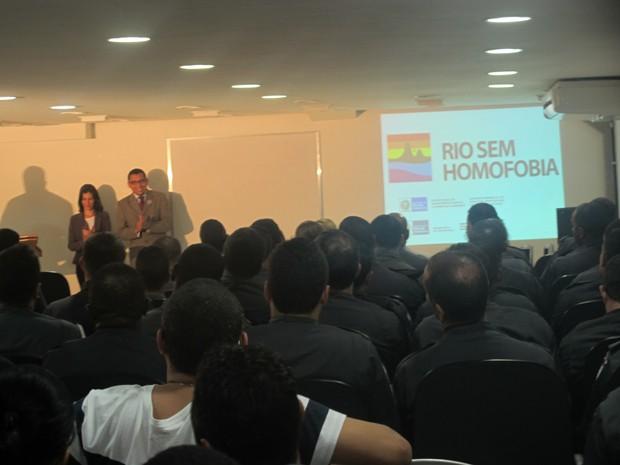 Operação foi batizada de 'Rio Sem homofobia e com mais segurança' (Foto: Renata Soares)
