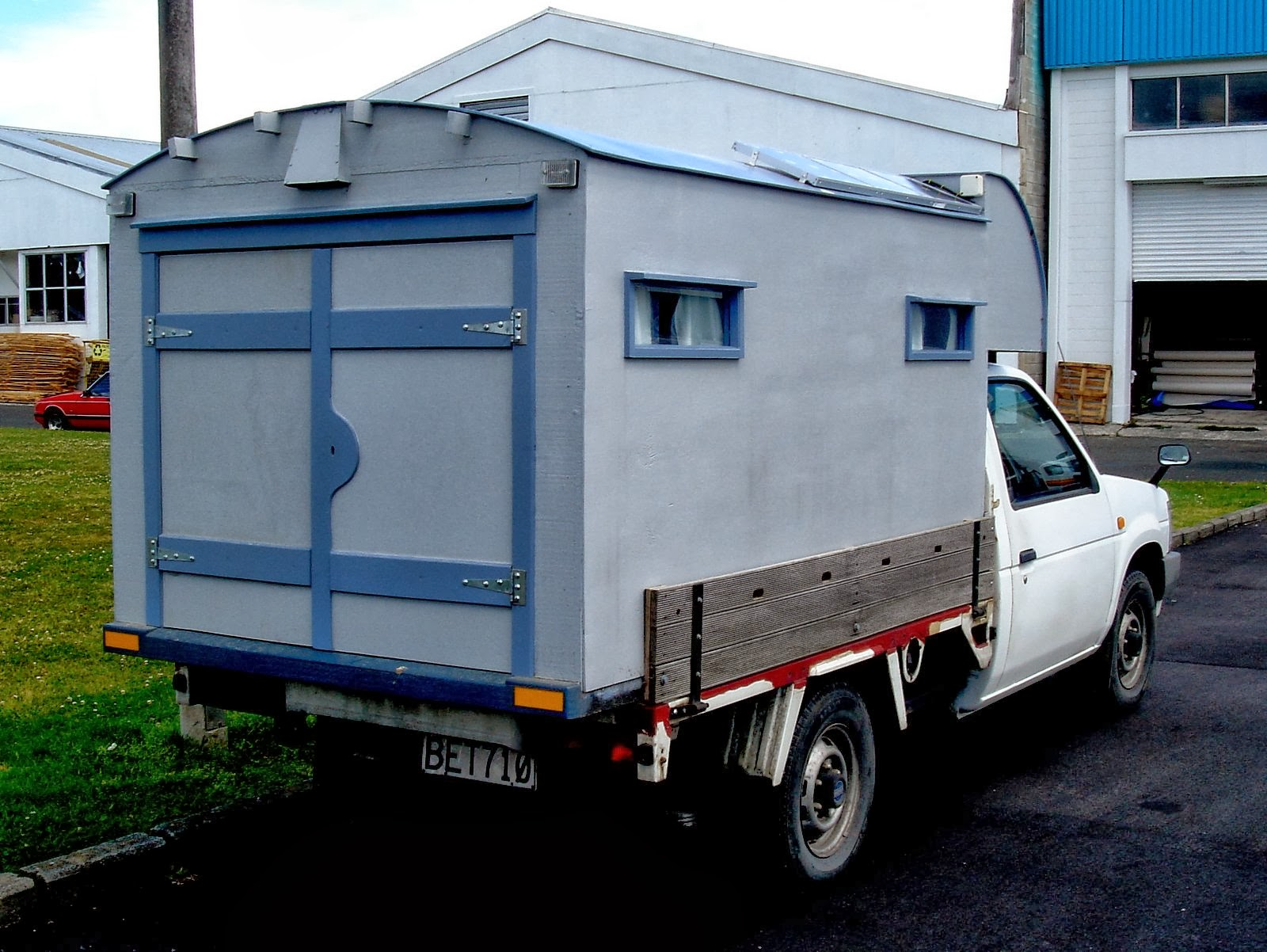 pretty tiny pickup truck. The Flying Tortoise  Simple And Delightful Tiny Homes On Back Of