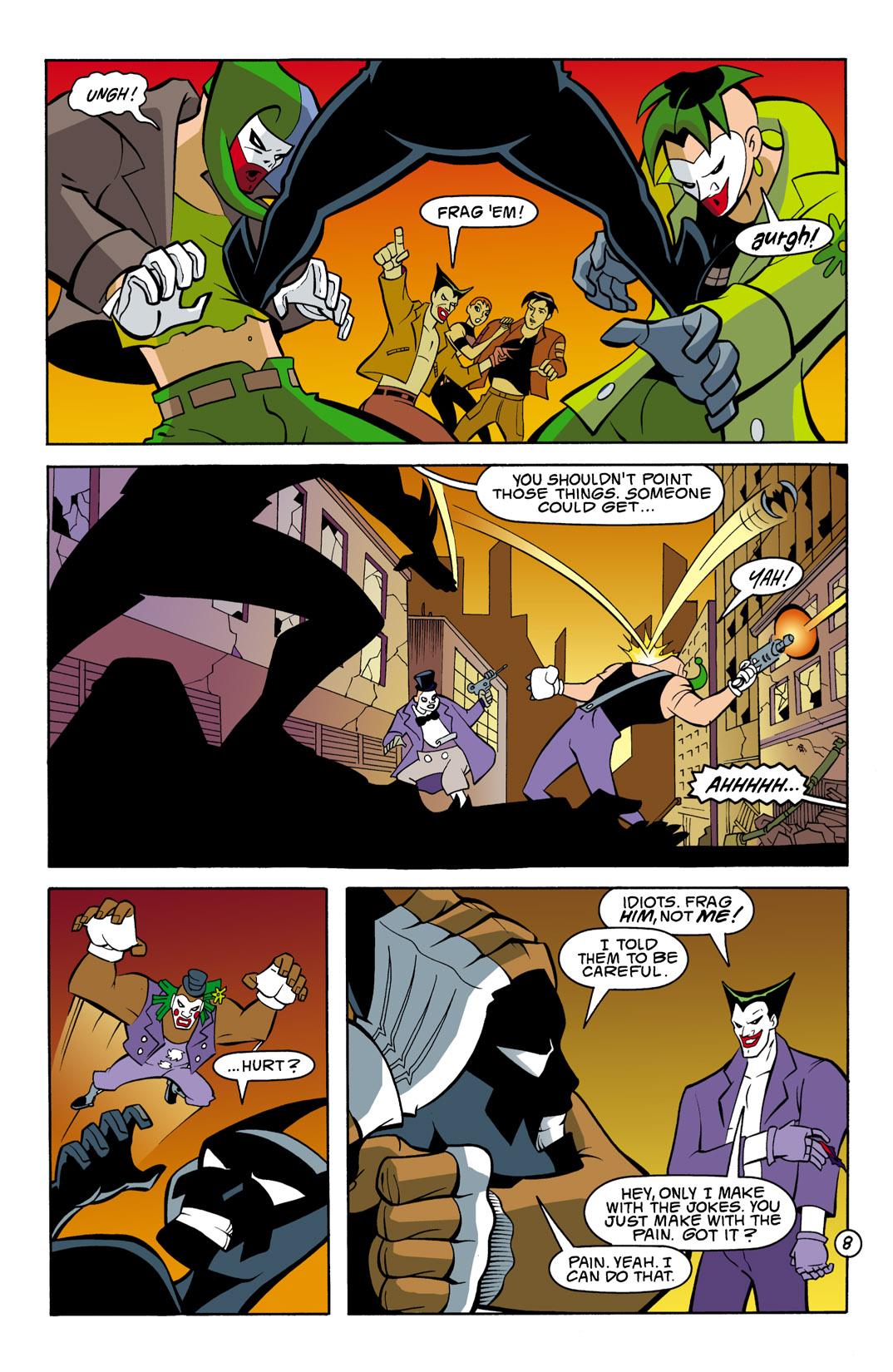 Batman Beyond [II] Issue #7 #7 - English 9