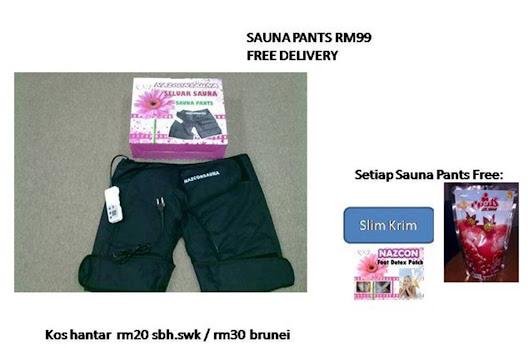 ::HOT ITEM:: Sauna Pant RM 99