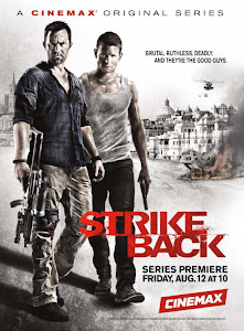 Trả Đũa (Phần 2) - Strike Back Season 2 poster