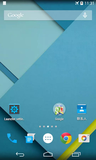 Download Lollipop Launcher Plus v1.1.8 Cracked Apk For Android