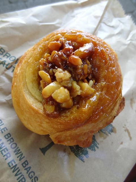bourke street bakery sticky bun