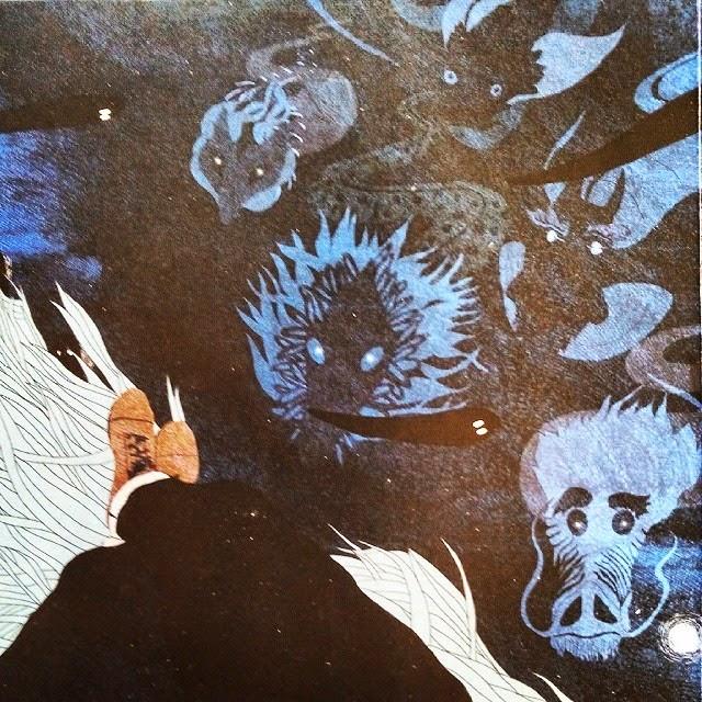 Rone - Créatures pochette album