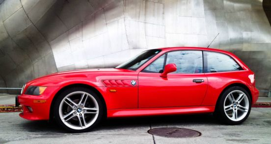 Daily Turismo 10k 1999 Bmw Z3 Coupe