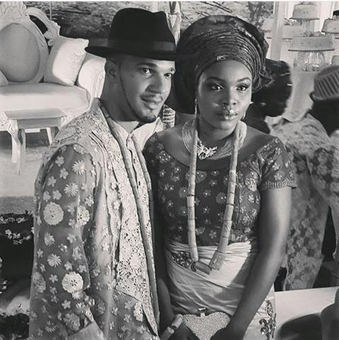 Tobore Dr Sid's Sister Weds French Beau (Photos)