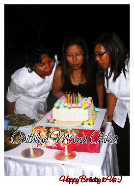 Our Birthday July 2011