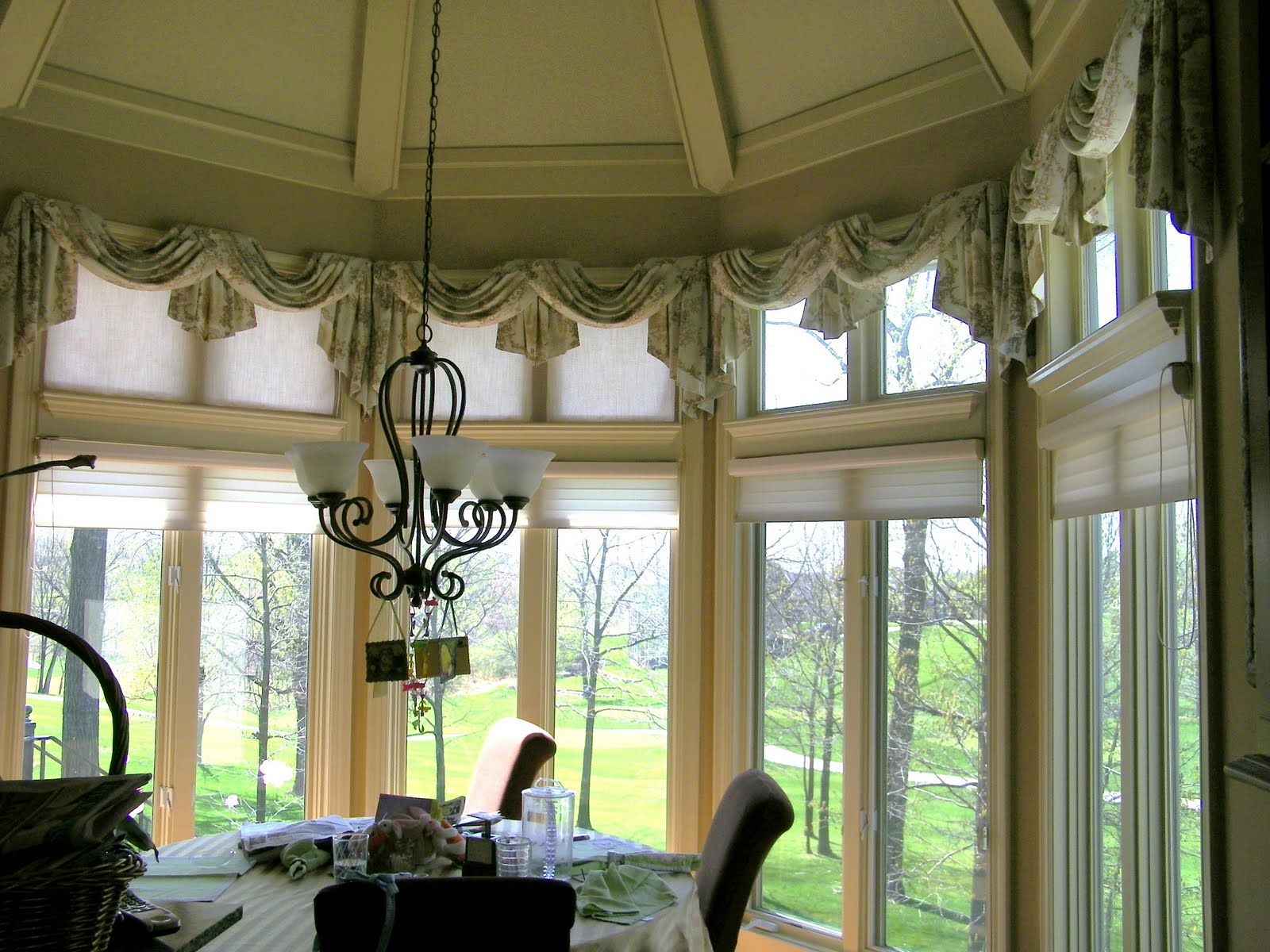 Maison decor twins curtains and hobby lobby in kc Dining room drapes ideas