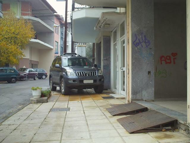 Αφού πεζοδρομούν δρόμους, έγιναν δρόμοι τα πεζοδρόμια