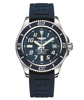 BREITLING SUPEROCEAN 42 BLUE