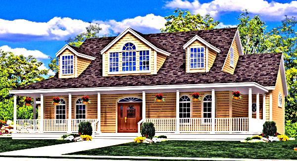 Planos casas modernas planos de casas de campo de una planta for Planos de casas de campo de una planta