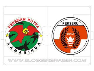 Prediksi Pertandingan Putra Samarinda vs Perseru Serui