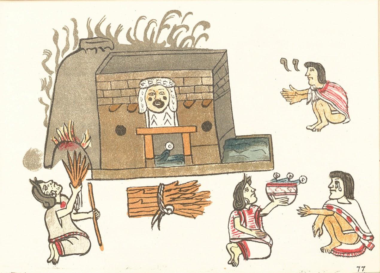 Gran piramide temazcal sus propiedades curativas y espirituales - Beneficios del bano de vapor ...
