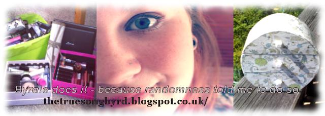 Blogvorstellung BYRDIE DOES IT