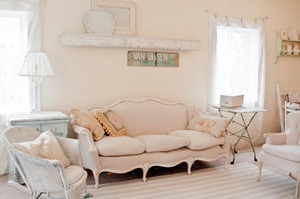 Vintage Whites Blog Review Dash Albert Fair Isle Rosemary Ink Cotton Woven Rug