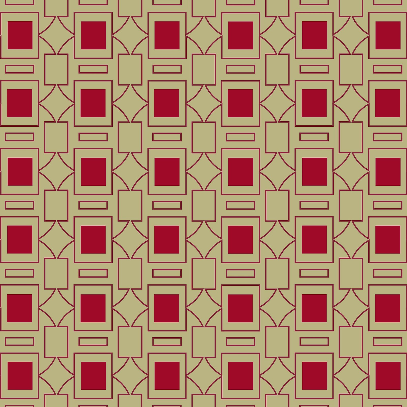 simple geometric design - photo #46
