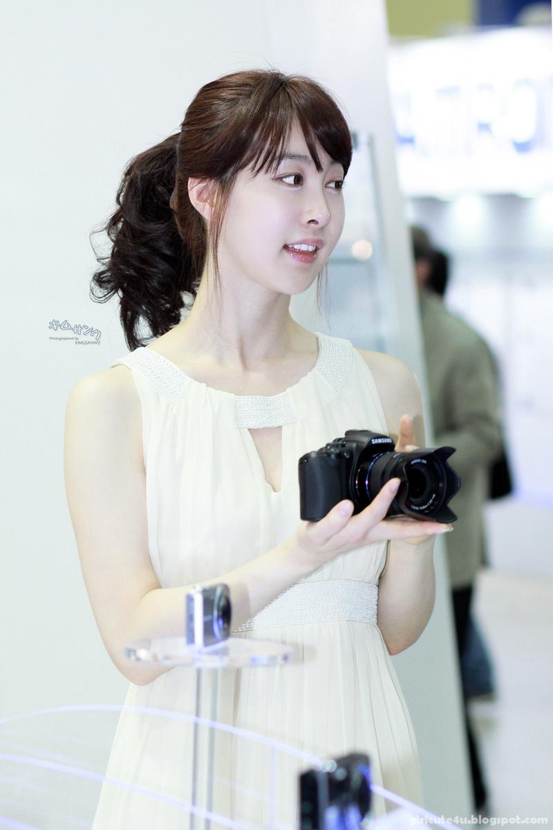 Lee Ga Na Korean Angel lady so Beautiful page - Milmon