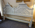 Fabulous King Size Headboard w/ frame
