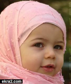 ما أجمل عيون هذه الطفلة!