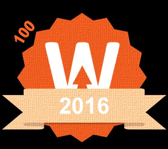 100 inspirerende blogs