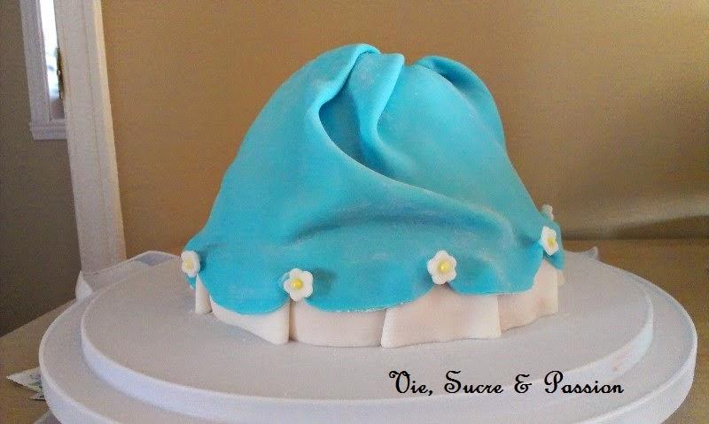 Cinderella Cake (Dress)