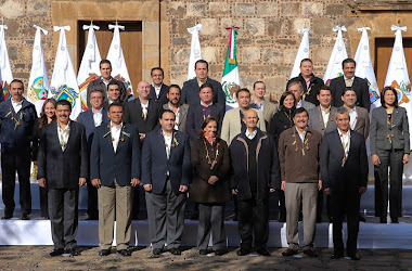 CONAGO //  CONFEDERACION NACIONAL DE GOBERNADORES