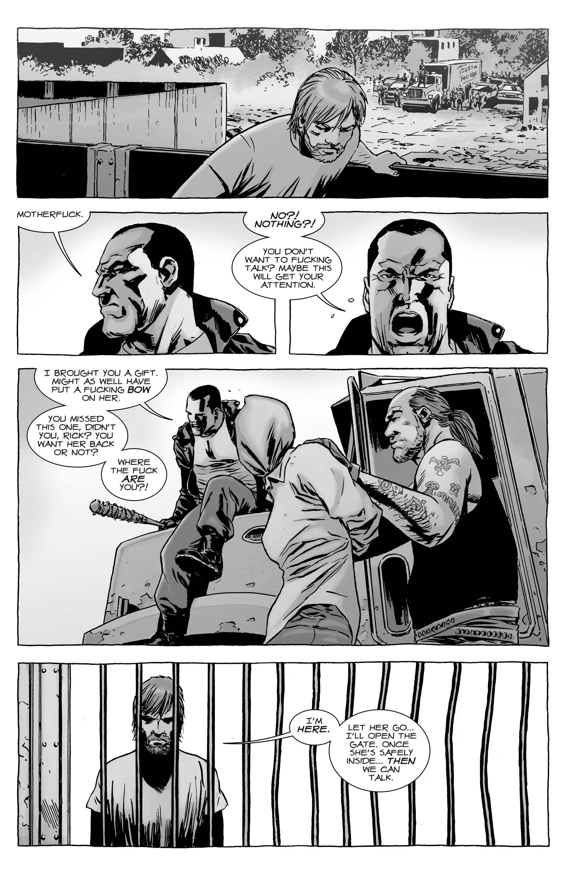 The Walking Dead Issue #119 Page 20