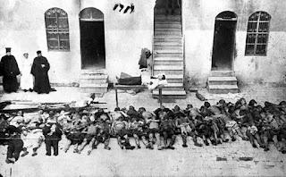 Και τα σχολικά βιβλία αρνούνται την Γενοκτονία. Γιατί σιωπούμε;