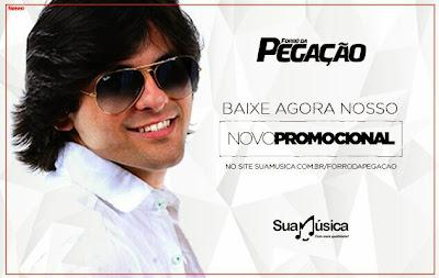 FORRÓ DA PEGAÇÃO PROMOCIONAL 2014