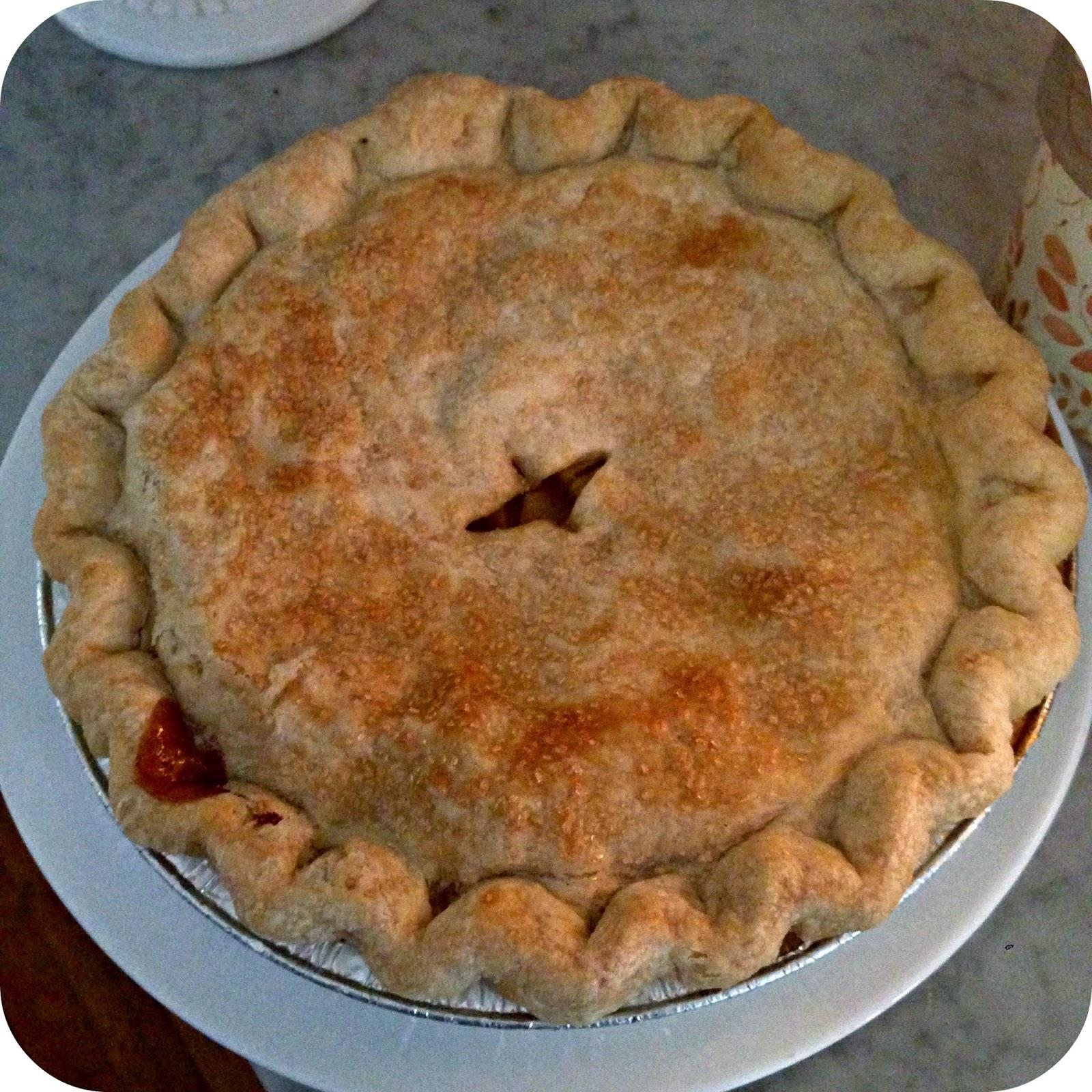Apple Pie Leaking Dough Asheville's Apple Pie