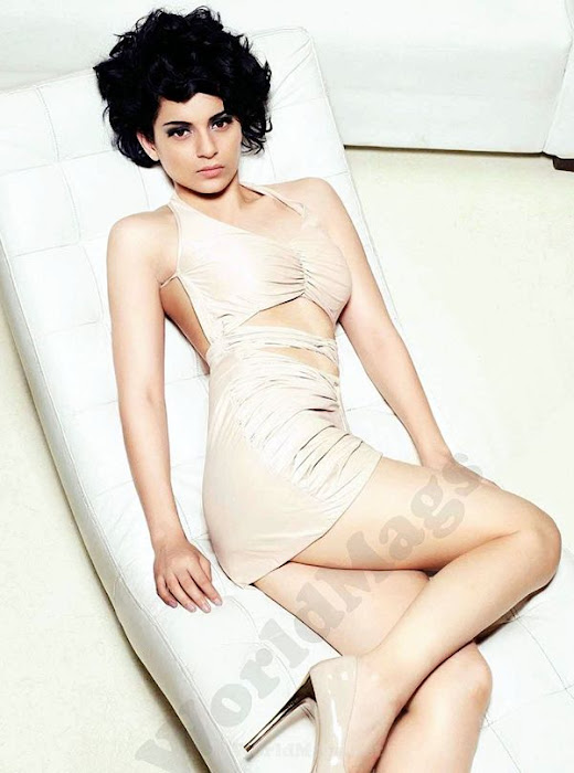 kangana ranaut | spicy ss for maxim mag hot images