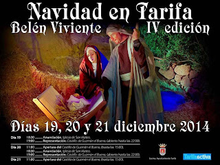 Tarifa - Belén Viviente 2014