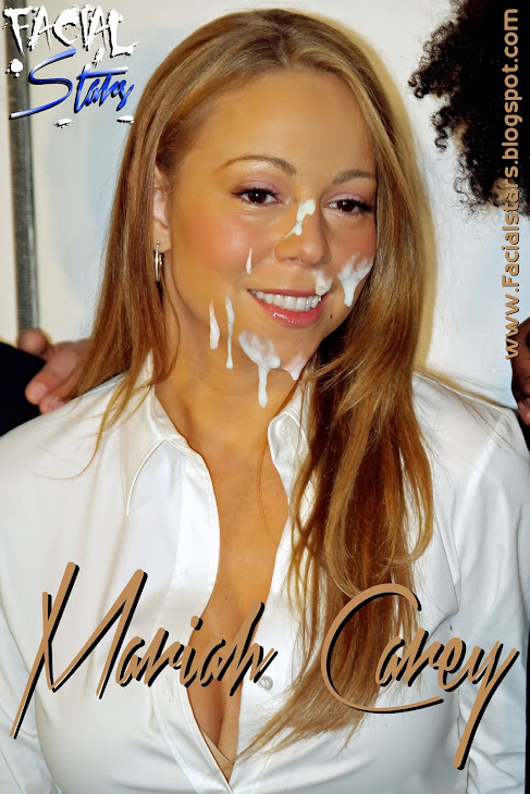 Mariah Carey Facial