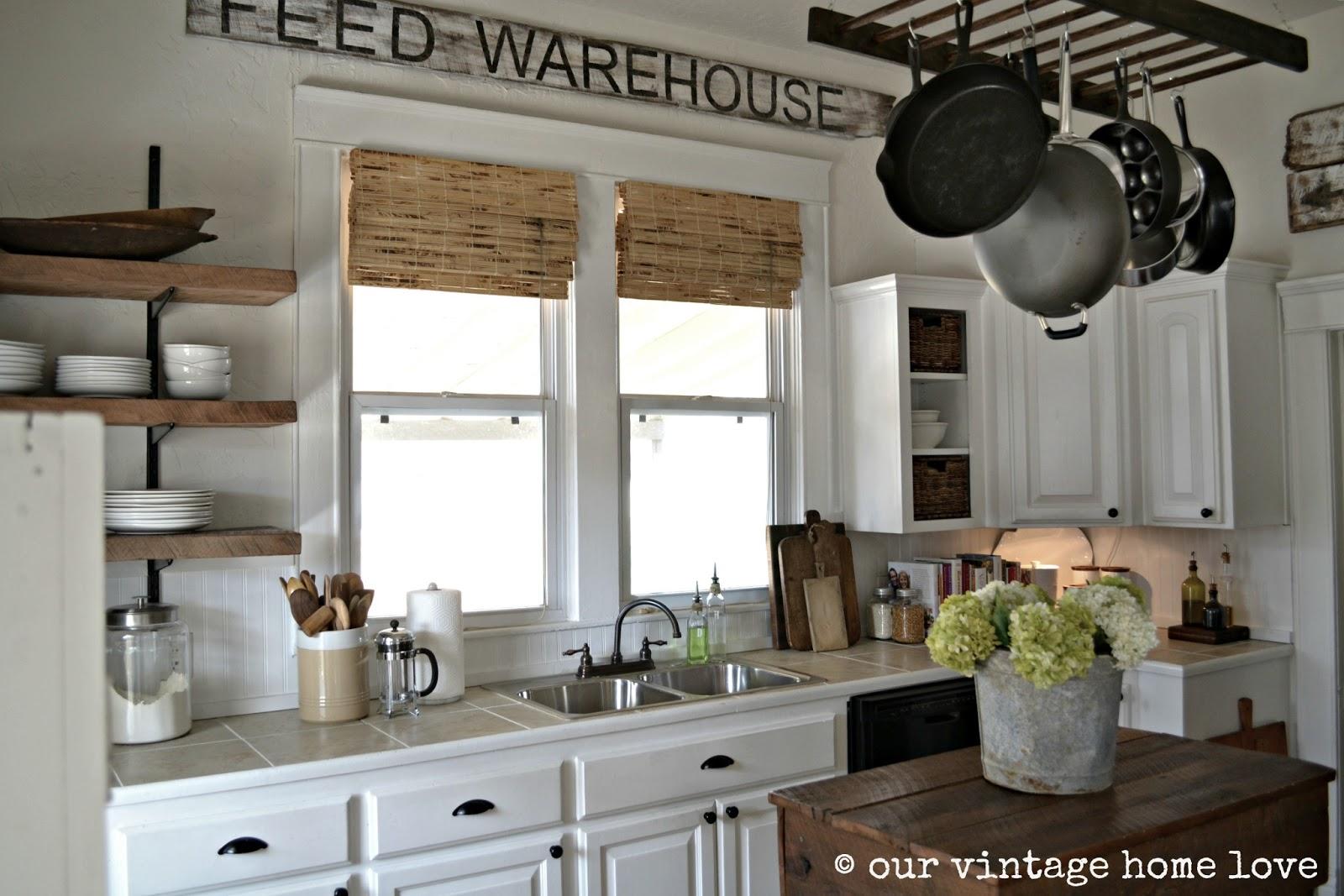 Our Vintage Home Love Blog