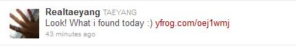 Τwitter update Tae+tweet+5