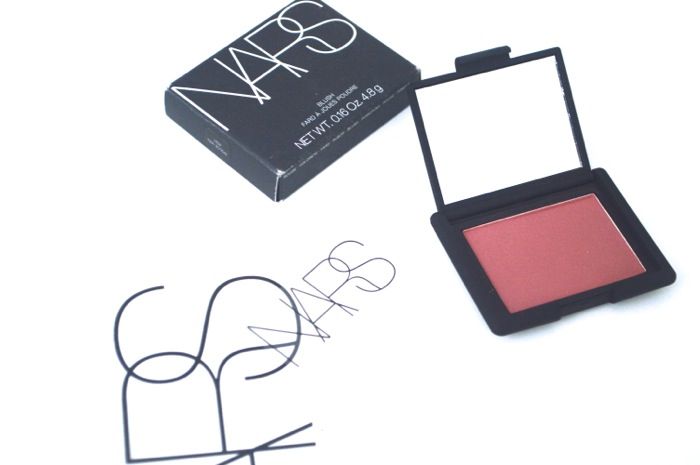 NARS Dolce Vita Blush Review