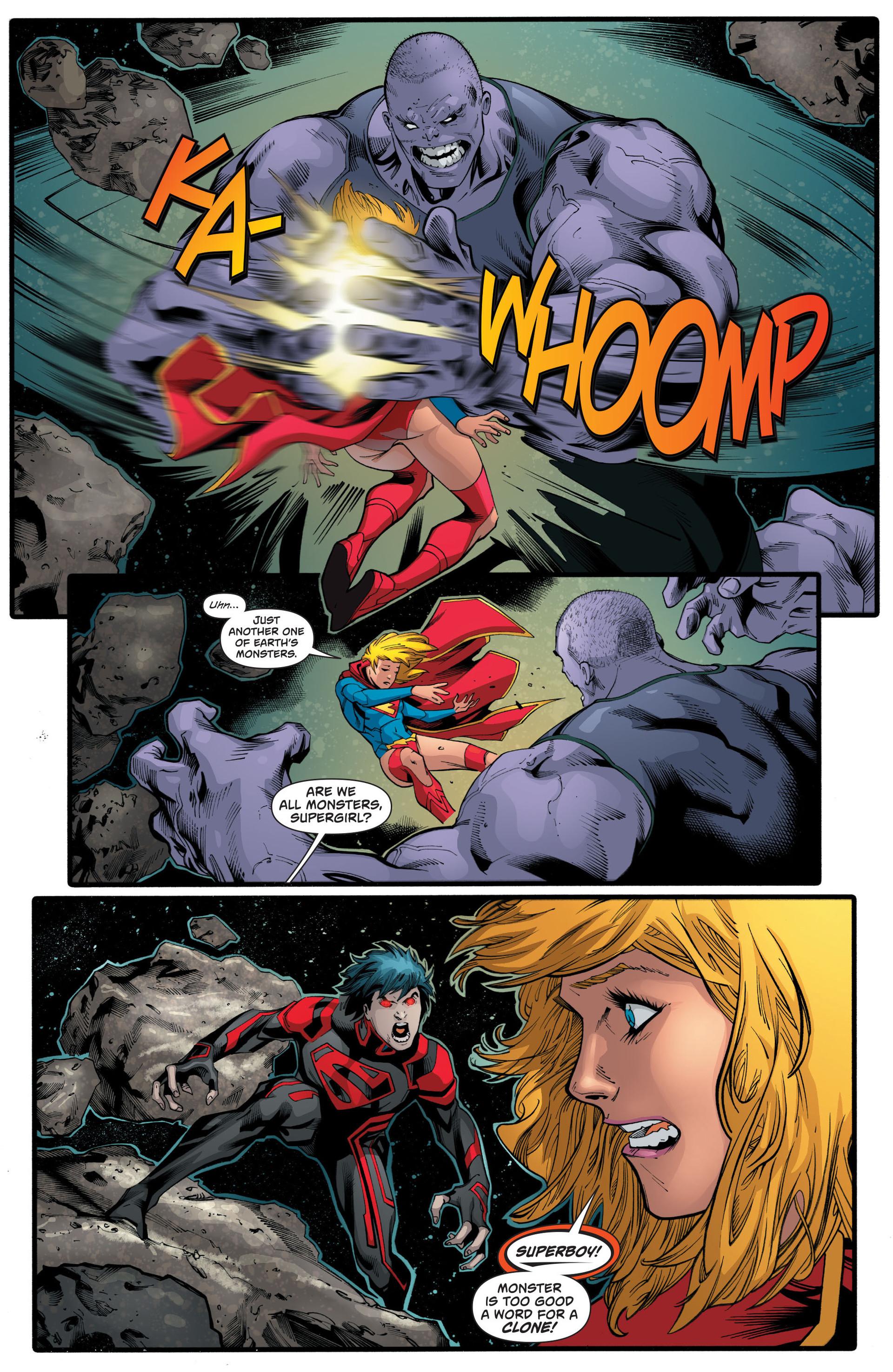 Supergirl (2011) Issue #23 #25 - English 8