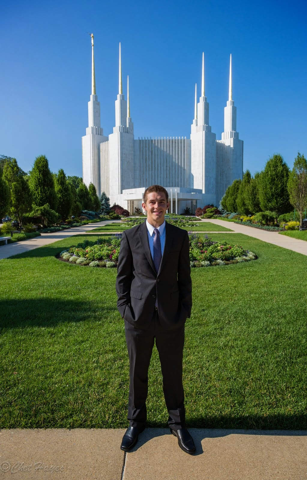 Elder Spencer Hayes