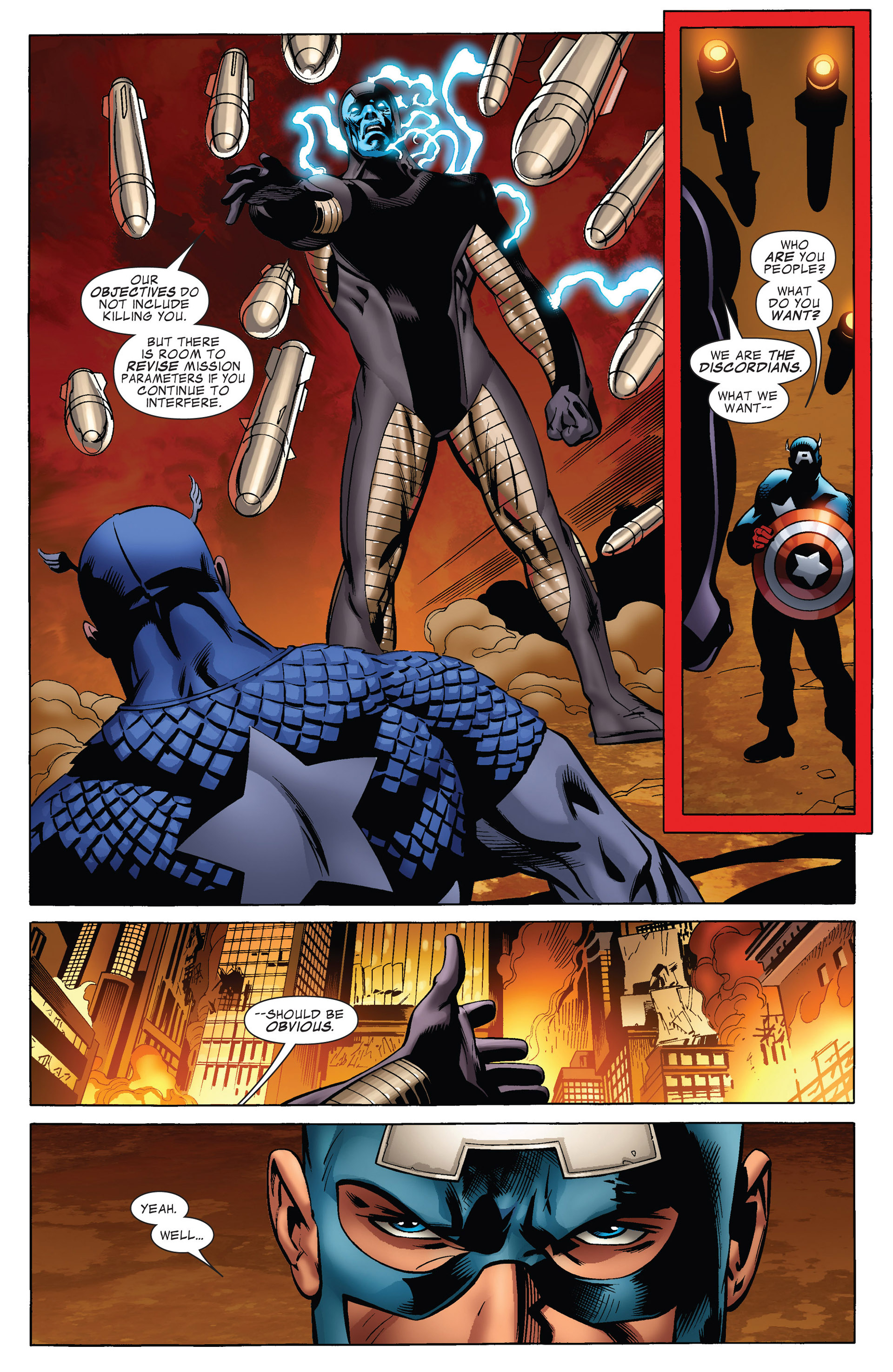 Captain America (2011) Issue #15 #15 - English 9