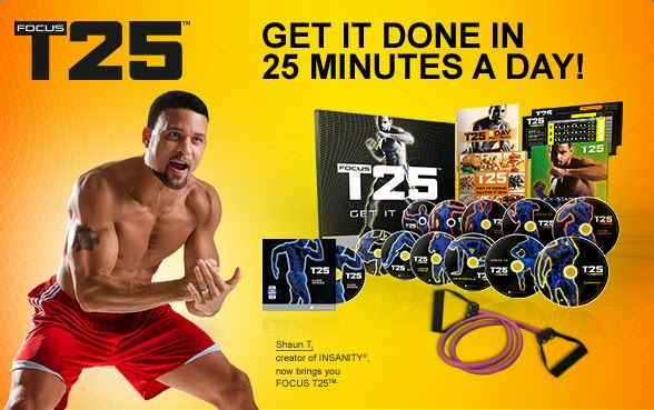 t25, challenge pack, beachbody workout, shaun T