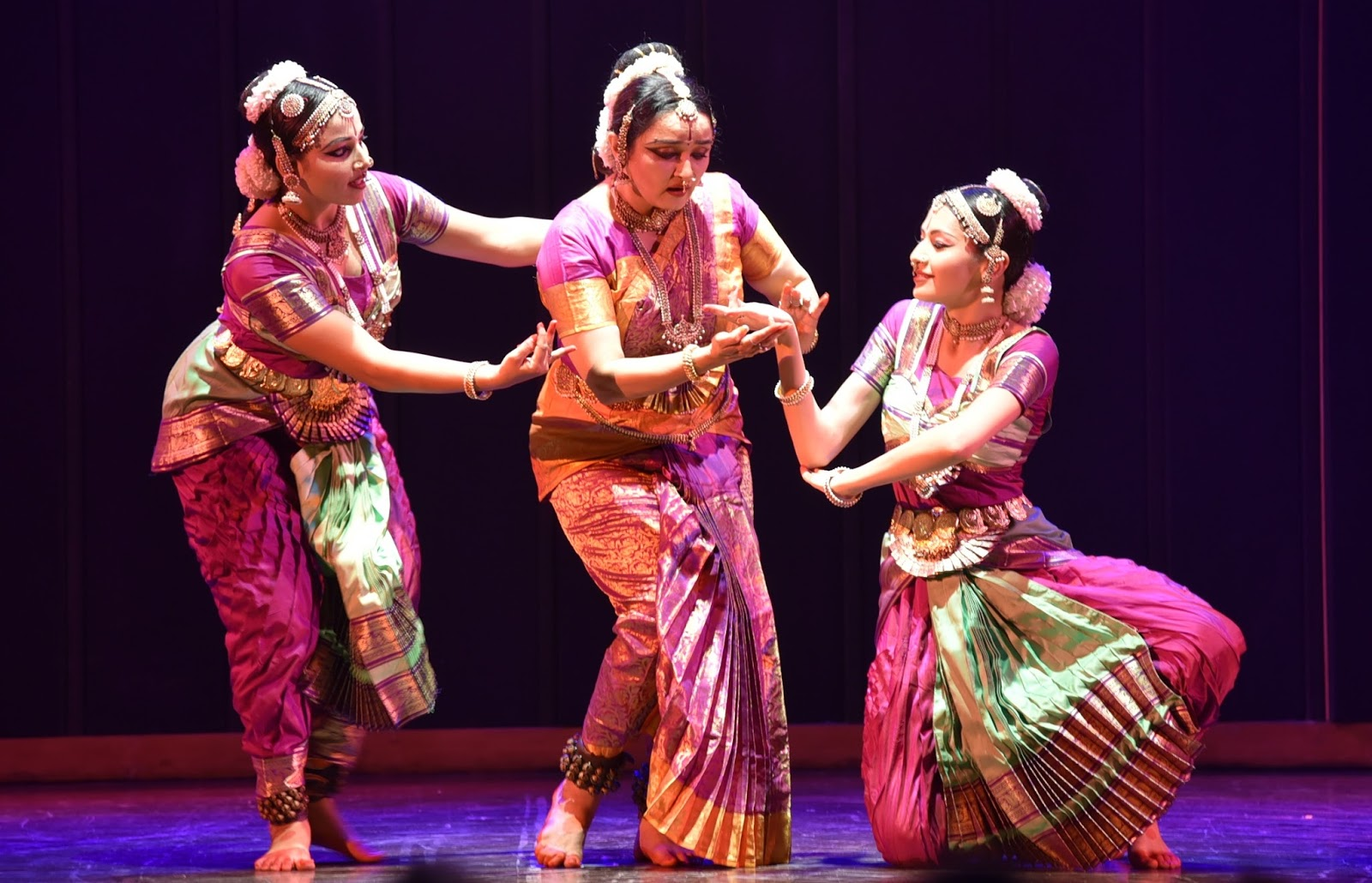 bharatnatyam research speech The sheridan libraries blog news, information and more from the sheridan in this speech -- promoting diversity and inclusion in the research of health.