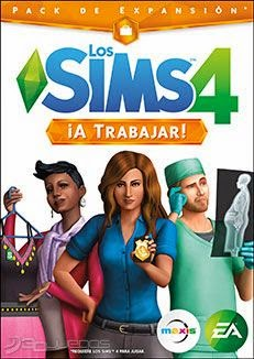 descargar The Sims 4 Get To Work para pc español dvd iso repack