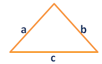 Area of triangle given 3 sides