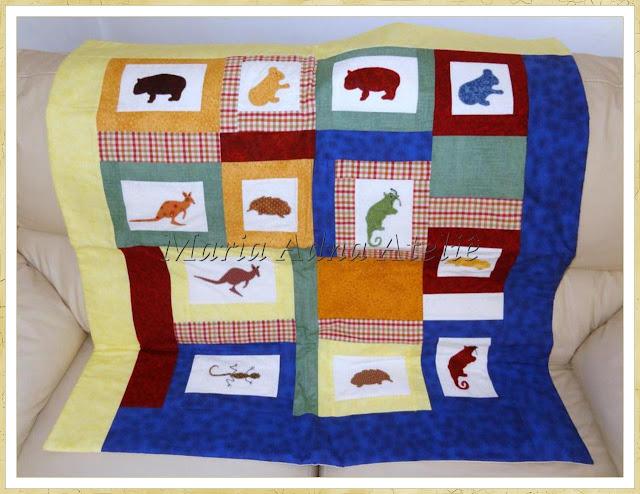 Manta infantil, patchwork, apliquê, Manta patchwork, Manta apliquê, Manta patchwork e apliquê