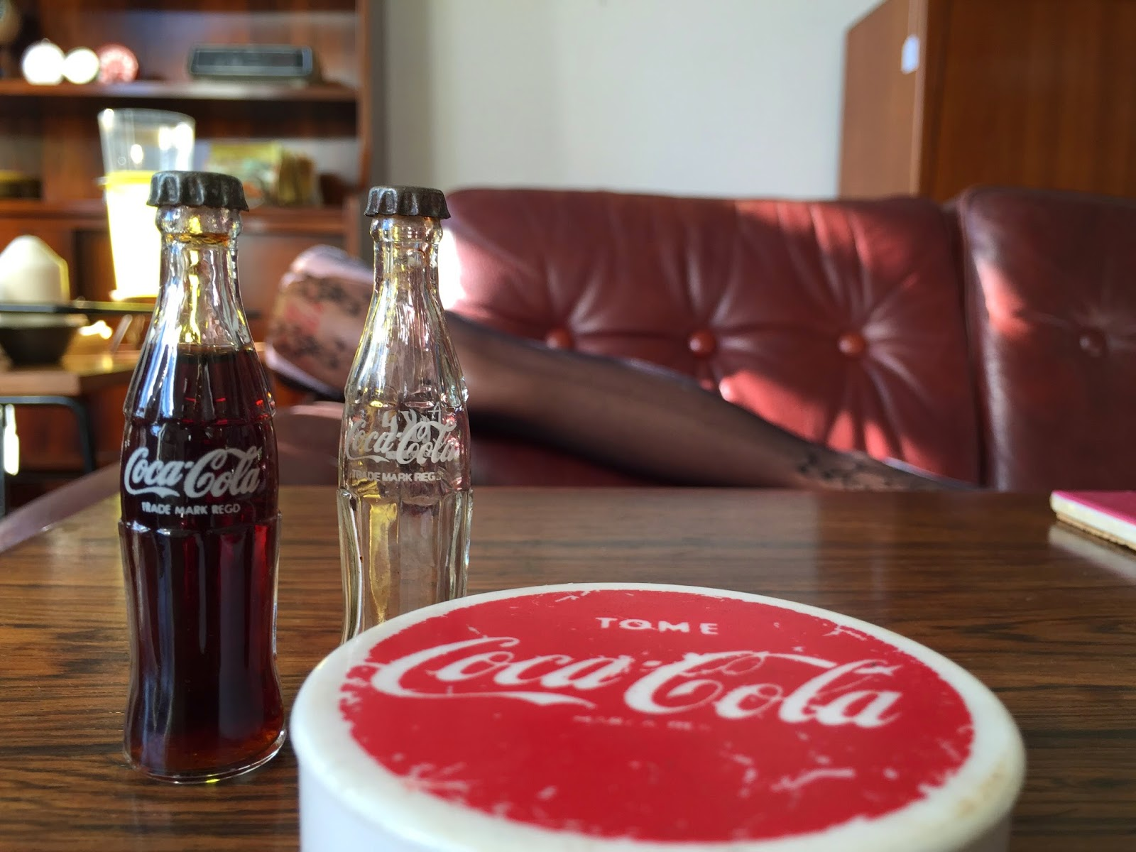 vintage, coca cola, miniaturas, caixa, copo, coleccionáveis
