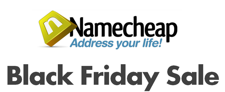 BlackFriday 2014 NameCheap Coupon